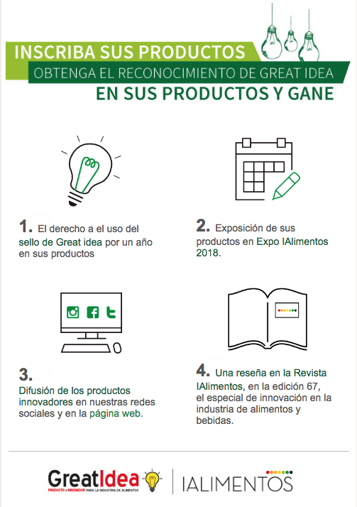 Los beneficios de great idea